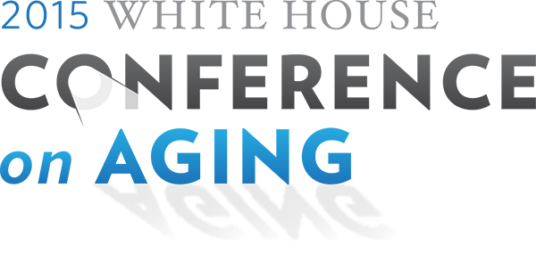 2015 White House Conference on Aging logo